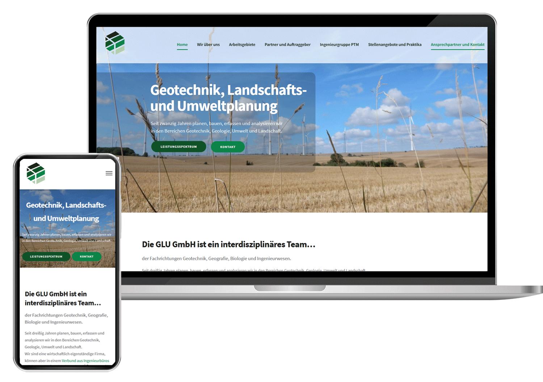 GLU Gesellschaft für Geotechnik, Landschafts- und Umweltplanung mbH